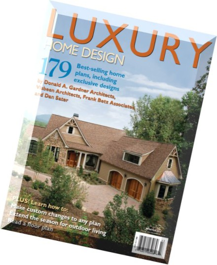 Download luxury home design issue hwl 25 winter 2014 for Luxury home design magazine