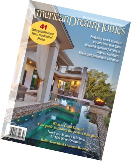 Download american dream homes summer 2014 pdf magazine for Dream homes magazine