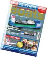 Model Boats - October 2014