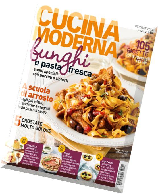 Download cucina moderna ottobre 2014 pdf magazine - Cucina moderna magazine ...