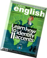 Learn Hot English Magazine N 148