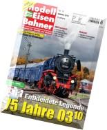 Modelleisenbahner Magazin Oktober N 1,0 2014