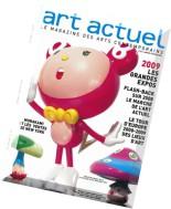 Art Actuel N 60 - Janvier-Fevrier 2009