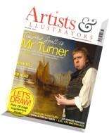 Artists & Illustrators - October 2014