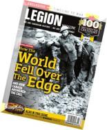 Legion - July-August 2014
