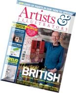 Artists & Illustrators - March 2012