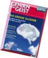 Gehirn und Geist Magazin Oktober 2014