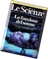 Le Scienze N 542 - Ottobre 2013