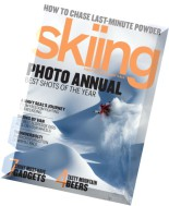 Skiing (Photo Annual) - October 2014