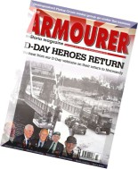 The Armourer Militaria Magazine - July-August 2014