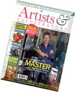 Artists & Illustrators - April 2012