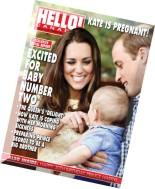 Hello! Canada Magazine - 22 September 2014