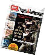 P.M. Fragen & Antworten September 09, 2014