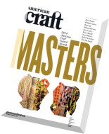 American Craft - October-November 2014