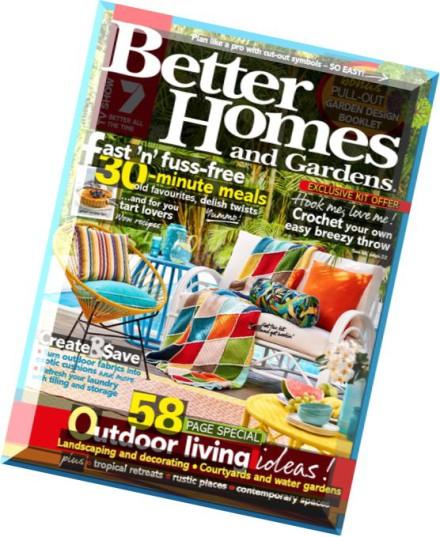 Download Better Homes And Gardens Australia November