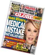 Globe - 22 September 2014