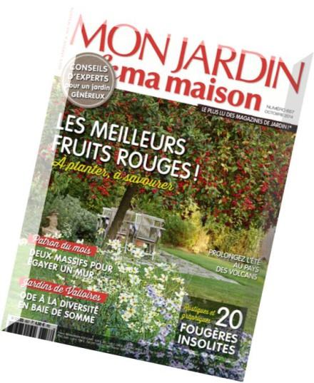 Download mon jardin ma maison n 657 octobre 2014 pdf for Magazine ma maison