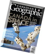 Canadian Geographic - October 2014