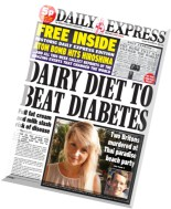 Daily Express - Tuesday, 16 September 2014