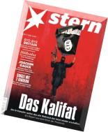 Der Stern N 38, 11 September 2014
