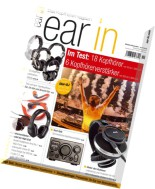 Ear In Kopfhoerermagazin Oktober-November 2014
