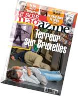 Le Soir magazine - 31 Mai 2014