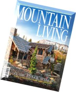 Mountain Living - September-October 2014
