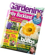 Amateur Gardening - 20 September 2014
