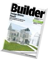 Builder Magazine - September 2014