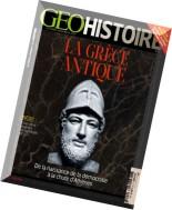 Geo Histoire N 17 - Octobre-Novembre 2014