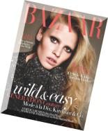 Harper's Bazaar Germany - Oktober 2014