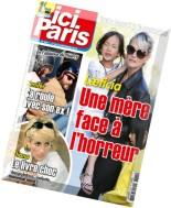 Ici Paris N 3611 - 17 au 23 Septembre 2014