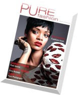 PURE Fashion Issues 01, 2014