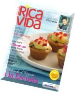 Que Rica Vida - Julio-Agosto 2014