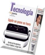Tecnologia El economista - Septiembre 2014