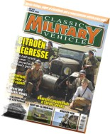 Classic Military Vehicle - Issue 161, October 2014