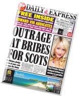 Daily Express - Wednesday, 17 September 2014