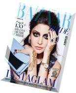 Harper's Bazaar Bride - September 2014