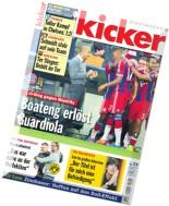 Kicker Magazin N 77, 18 September 2014