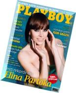 Playboy Estonia - April 2009
