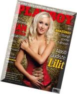 Playboy Estonia - January 2009