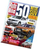 Auto Bild Germany N 38, 19 September 2014