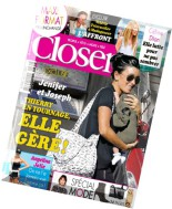 Closer N 484 - 19 Septembre - 2 Octobre 2014