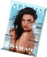 Maxim Italy - Settembre 2014