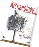 Actual Archaeology Magazine-Anatolia - Autumn 2014