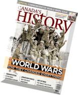 Canada's History - October-November 2014