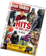 Jeux Video Magazine - Octobre-Novembre 2014