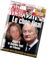 Le Soir magazine - 20 Septembre 2014