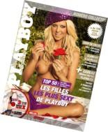 Les Filles de Playboy N 94 - Septembre-Octobre 2010