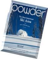 Powder - October 2014